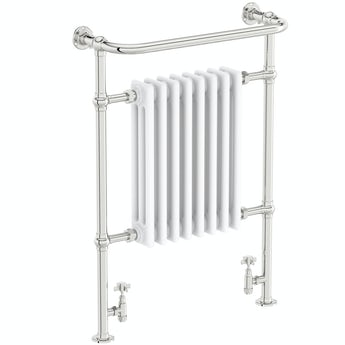 The Bath Co. Dulwich traditional radiator 952 x 659