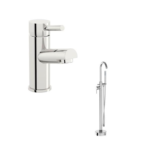 Matrix Basin and Bath Shower Standpipe Pack