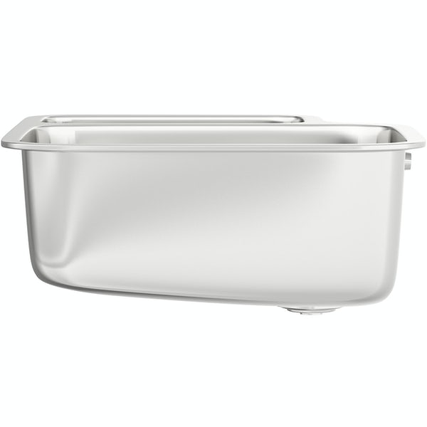 Tuscan Florence stainless steel 1.5 bowl left handed undermount kitchen sink