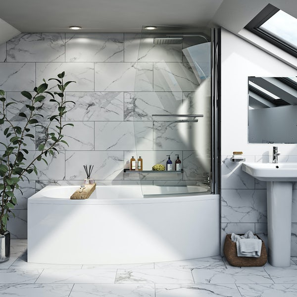 Orchard spacesaver bath front panel 1690mm