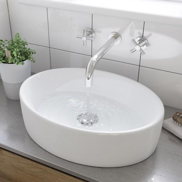 Mode Hardy countertop basin 505mm