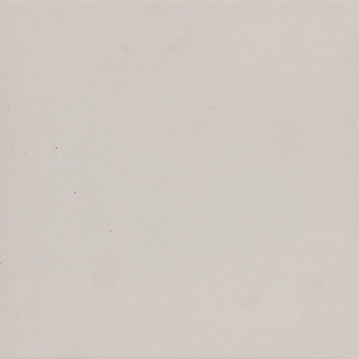 Girona Plain White Matt Wall And Floor