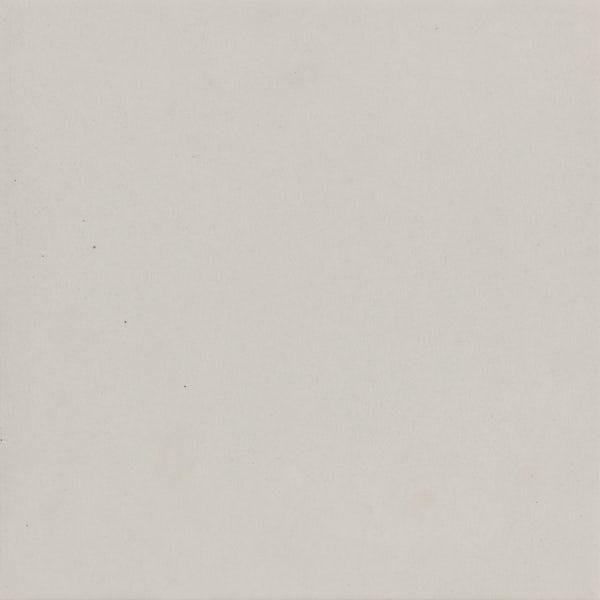 Girona plain white matt wall and floor tile 200mm x 200mm