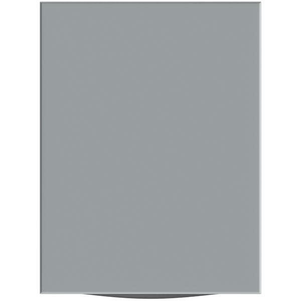 Orchard Elsdon stone grey storage unit 330mm