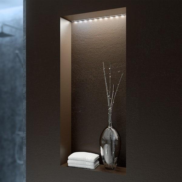 LED flexible strip kit 2m cool white