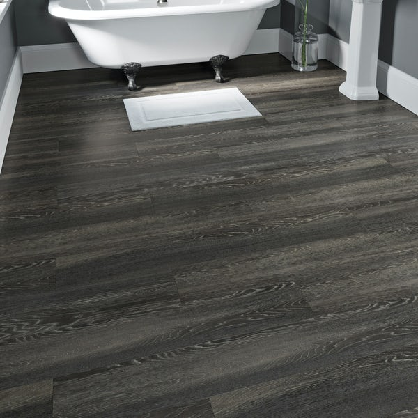Malmo Rigid click tile embossed & matt 5G Hugo flooring 5.5mm