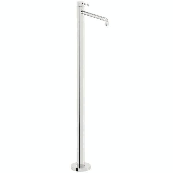 Mode Spencer freestanding bath filler tap