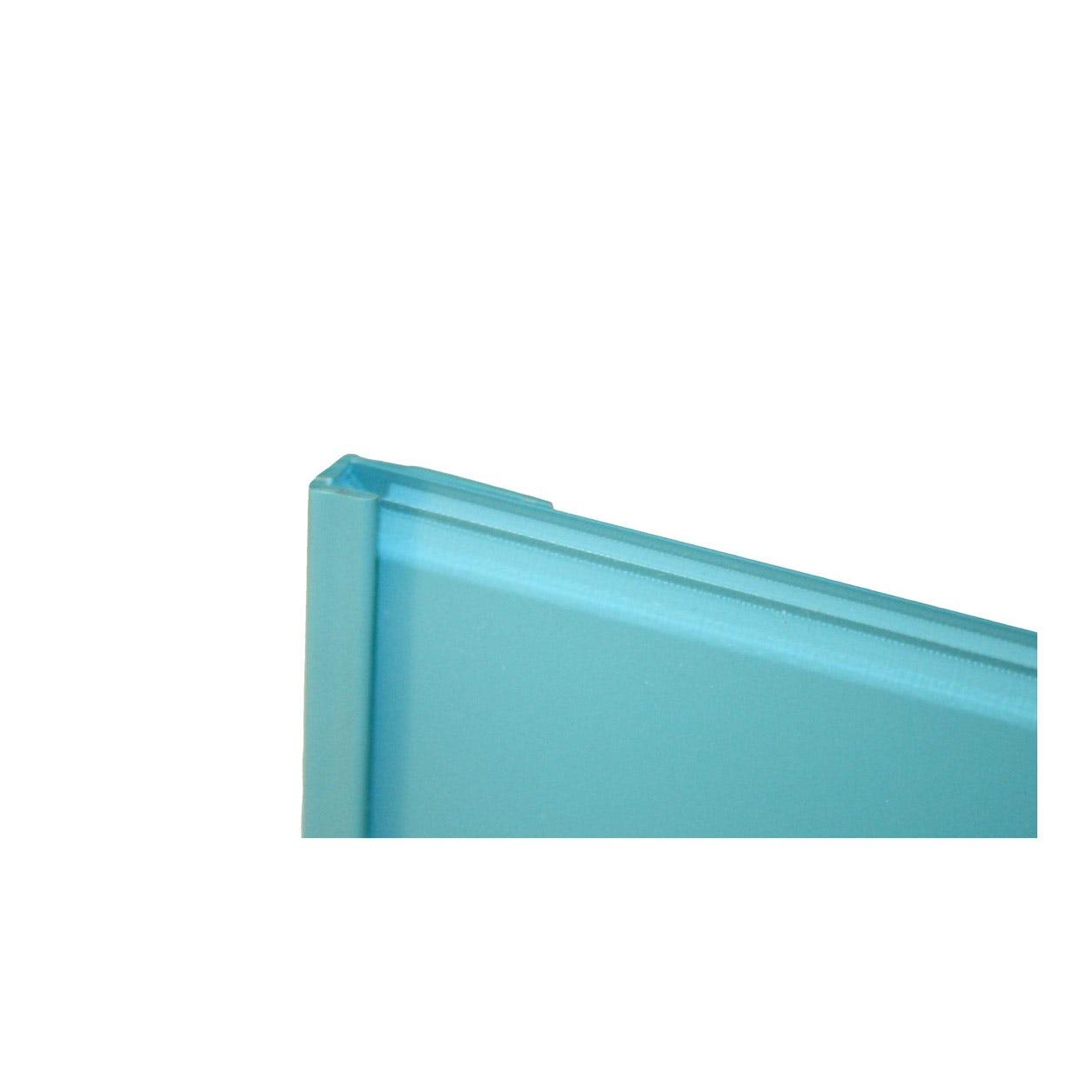 Zenolite plus matt water colour matched edge cap 250mm