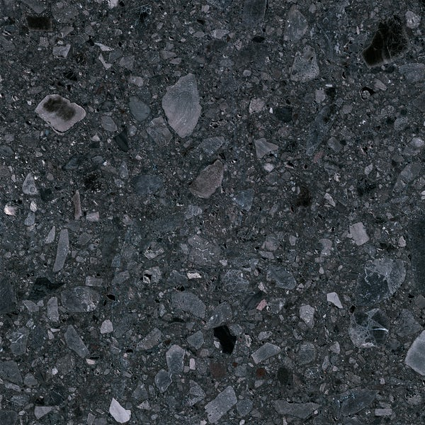 Oasis 38mm dark stonecrete worktop