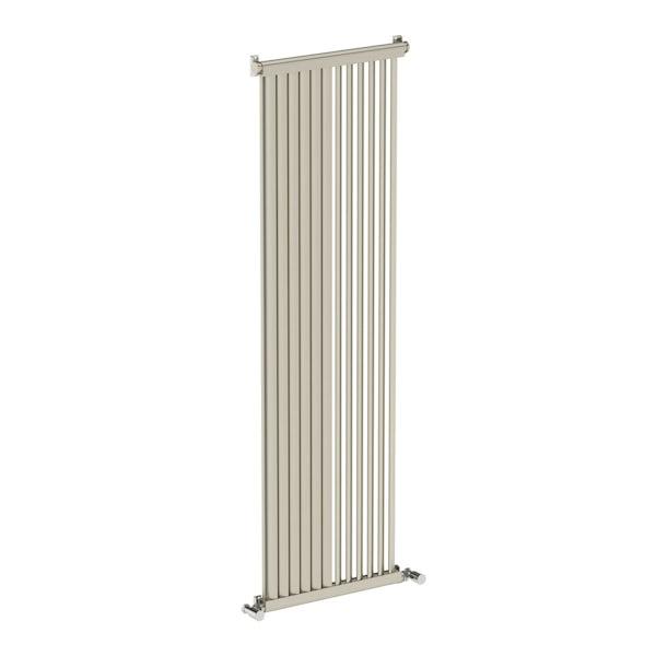 Zephyra vertical radiator 1500 x 468
