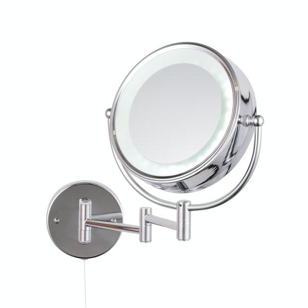 Forum Apus magnifying bathroom mirror