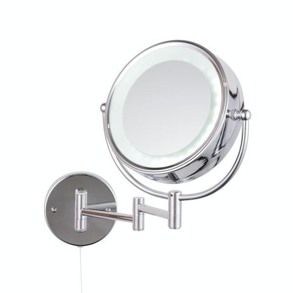 Forum Apus magnifying bathroom mirror