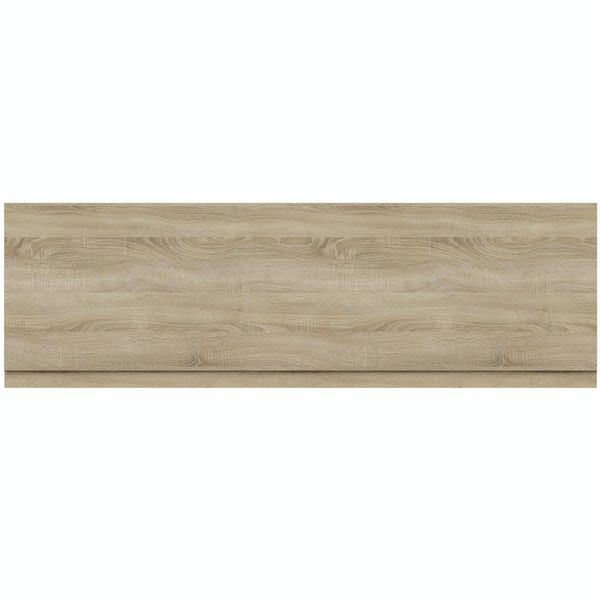 Wye oak 1700 bath front panel