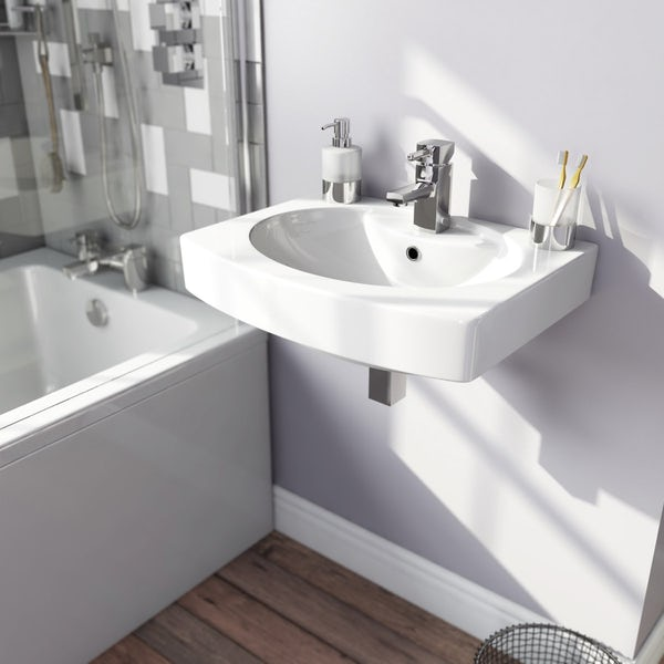 Wye Wall Mounted Basin