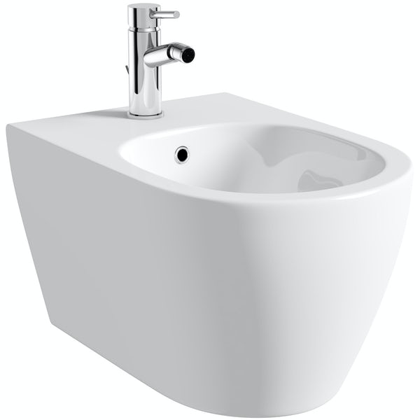 Mode Opal wall hung bidet
