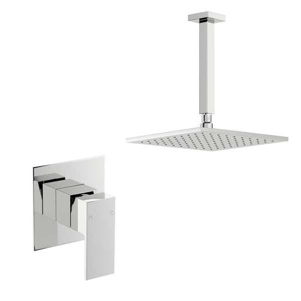 Orchard Square manual concealed mixer shower