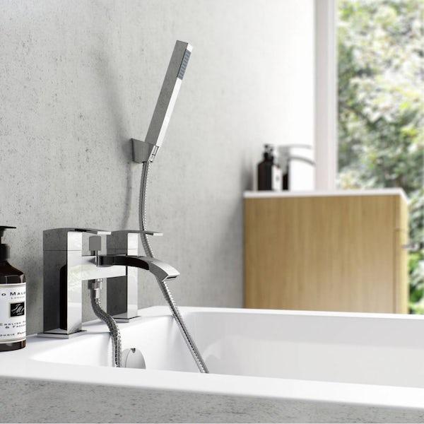 Wye Bath Shower Mixer