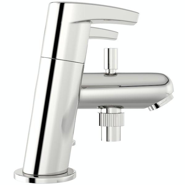Bristan Orta bath shower mixer tap