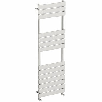 Orchard Wharfe heated towel rail 1500 x 500