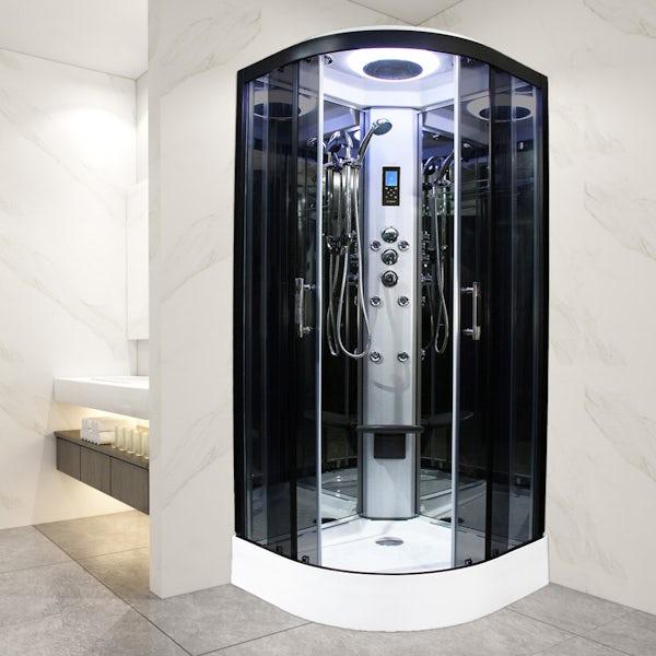 Insignia Premium quadrant shower cabin