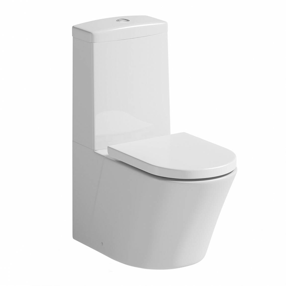 Superb Mode Tate Close Coupled Toilet With Soft Close Seat Gmtry Best Dining Table And Chair Ideas Images Gmtryco
