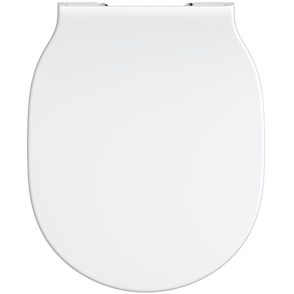 Ideal Standard Concept Air slim soft close toilet seat