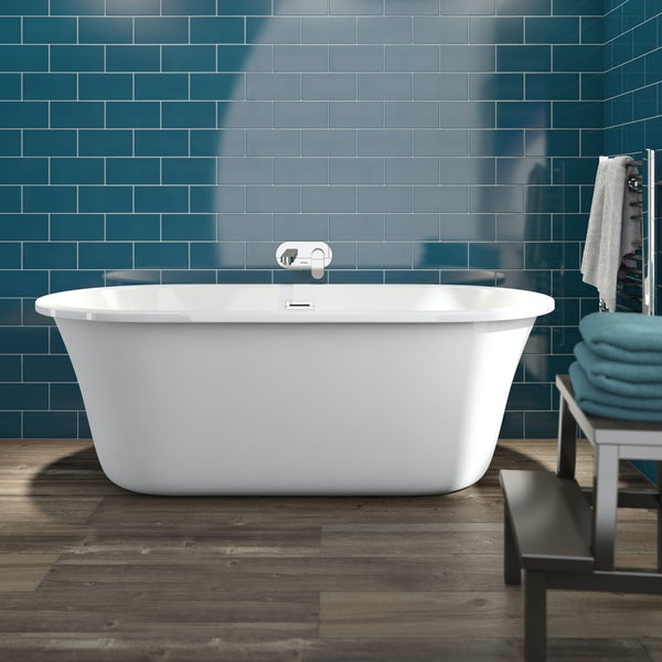 Orchard Elsdon freestanding bath 1630 x 720