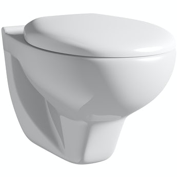 Orchard Elena wall hung toilet with seat