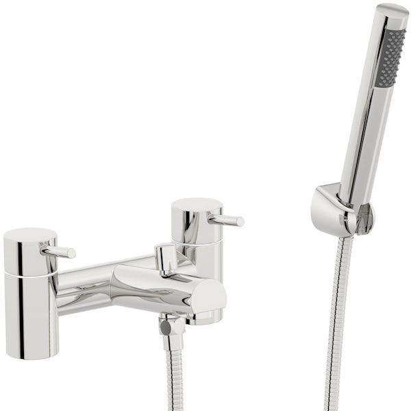 Matrix Basin Tap and Bath Shower Mixer Pack