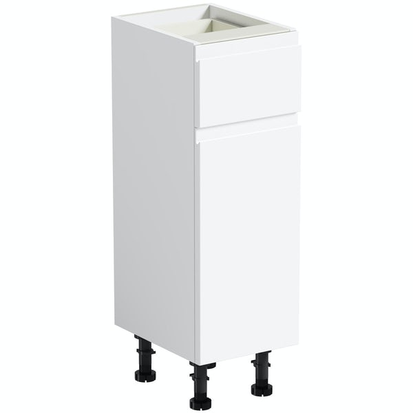 Orchard Wharfe white small storage unit