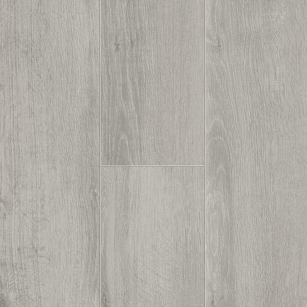 Aqua Step Oak grey waterproof laminate flooring 592mm x 170mm x 8mm