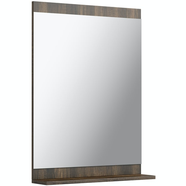 The Bath Co. Dalston mirror 600 x 750mm