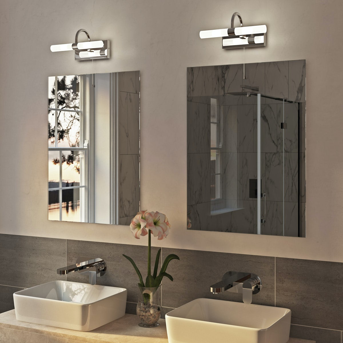 Forum Lys Over Mirror Bathroom Light At Wiring A Pullcord Switch Diy Forums
