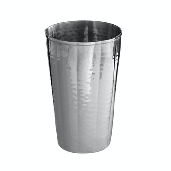 Accents Hammered nickel effect tumbler