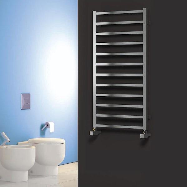 Reina Arden stainless steel designer radiator