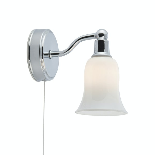 Searchlight Belvue bathroom wall light
