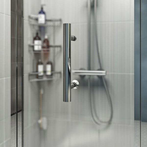 Orchard 6mm bifold shower door