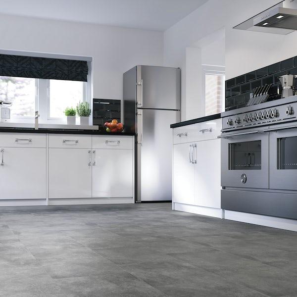 Malmo Rigid click tile embossed & matt 5G Marta flooring 5.5mm