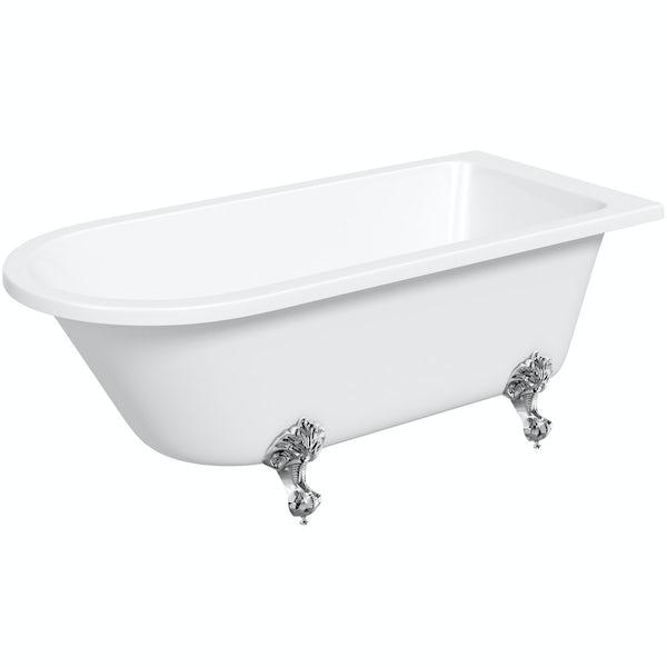 The Bath Co. Dulwich freestanding single ended bath