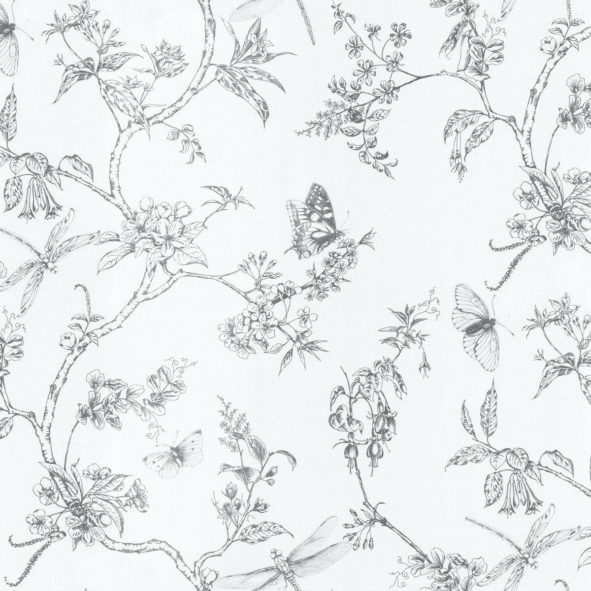 graham brown superfresco easy nature trail white mica wallpaper