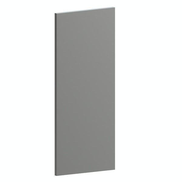 Orchard Wharfe slate grey end panel