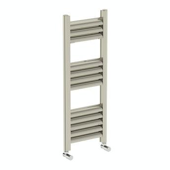 Mode Carter heated towel rail 800 x 300