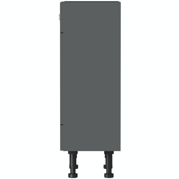 Mode Nouvel gloss grey BTW unit 500mm