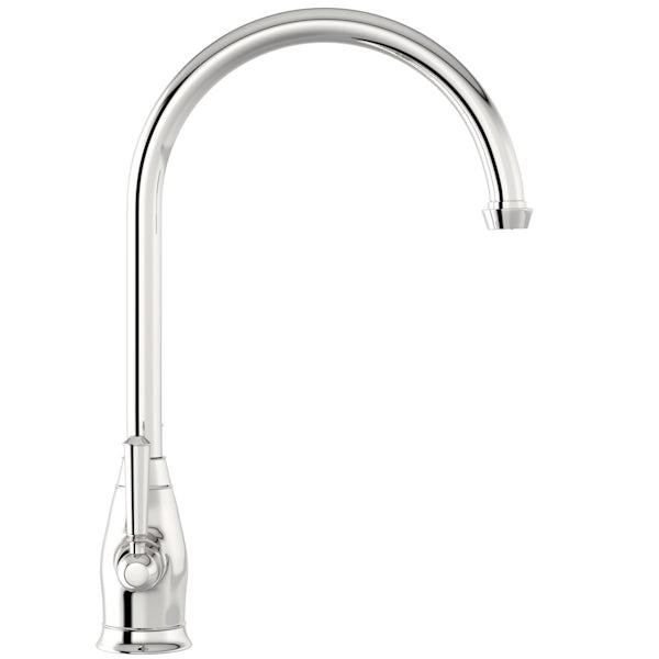 Schön Islay kitchen mixer tap