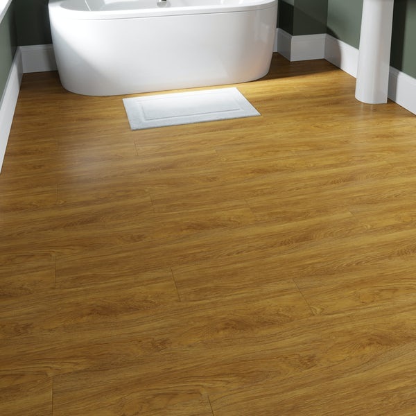 Malmo Rigid click tile embossed & matt 5G Maja flooring 5.5mm