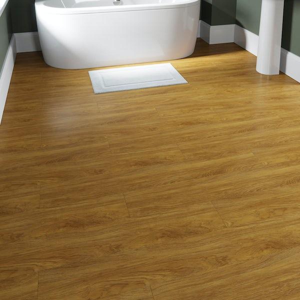 Malmo Rigid click tile embossed & matt 5G Maja flooring 5.5mm