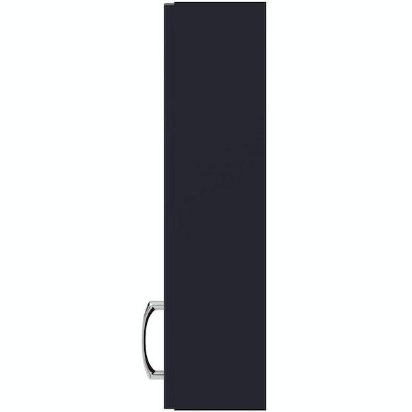 Reeves Newbury indigo wall hung cabinet 720 x 500mm