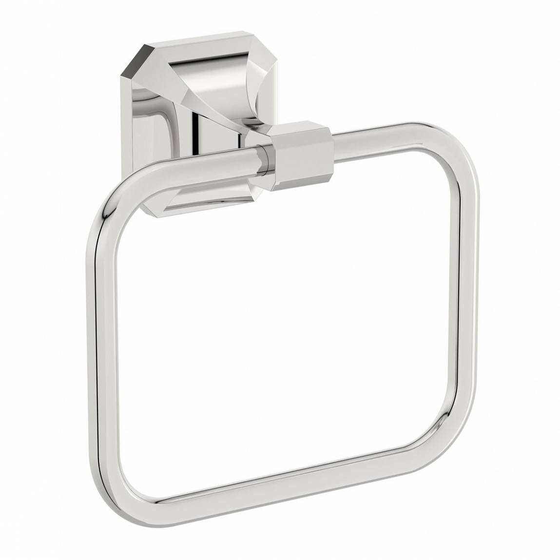 Camberley Square Towel Ring