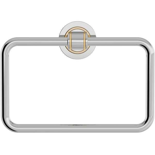 Accents premium traditional towel ring