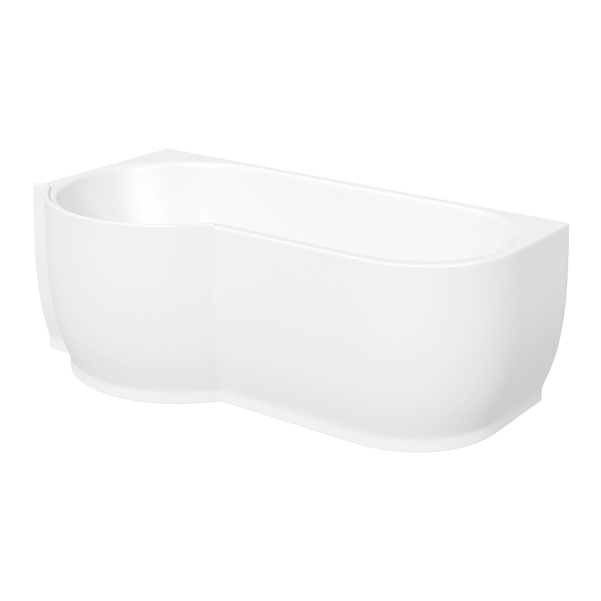 Harrison left handed freestanding bath